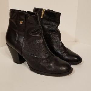 Bandolino Deleodora Leather Ankle Boots